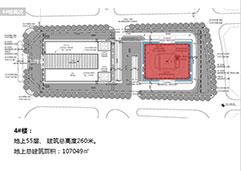 綠地中心平面圖5