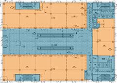 綠地中心標準平面圖1